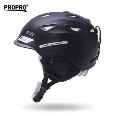Propro ABS+PC Professional protective helmet for skiing snowboarding,in line skating