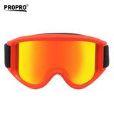 Fashionable Snow Goggles,Anit-UV and Anti-fog ski goggles