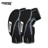 PROPRO high quality Kupro material Knee and elbow Protection Set Neoprene elbow support guard